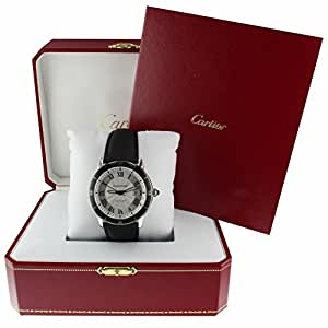 Cartier Ronde Croisiere de Cartier Automatic-self-Wind Male Watch WSRN0002 (Certified Pre-Owned)