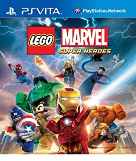 LEGO Marvel Super Heroes - PS Vita [Digital Code] (B00GGUT40U) | Amazon price tracker / tracking, Amazon price history charts, Amazon price watches, Amazon price drop alerts