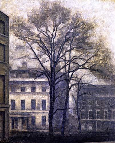 Vilhelm Hammershoi The Jews College Rabbinical Seminary in Guilford Street, London 1912-1913 Schleswig-Holsteinisches Landesmuseum 30
