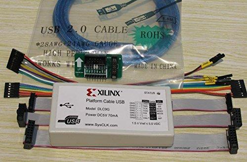 Xilinx Downloader Download Platform Cable Usb Fpga Cpld