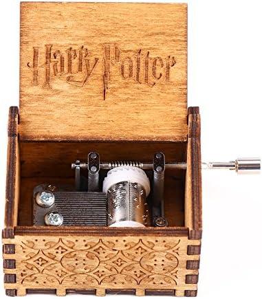 Caja de música por aramsasa – hedwigs tema – de Harry Potter caja de música: Amazon.es: Hogar