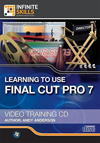 Apple Final Cut Pro 7 [Online Code] by Infiniteskills