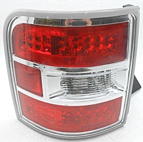 Taillight Ford Flex Ford Flex Taillights