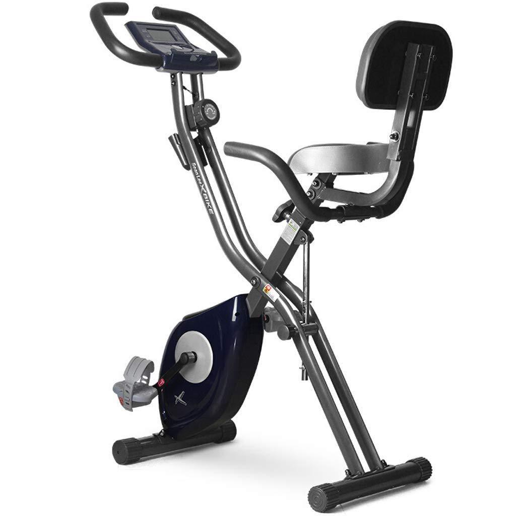 LE Bicicleta Magnética para El Hogar Inicio Mudo Deportes En El ...