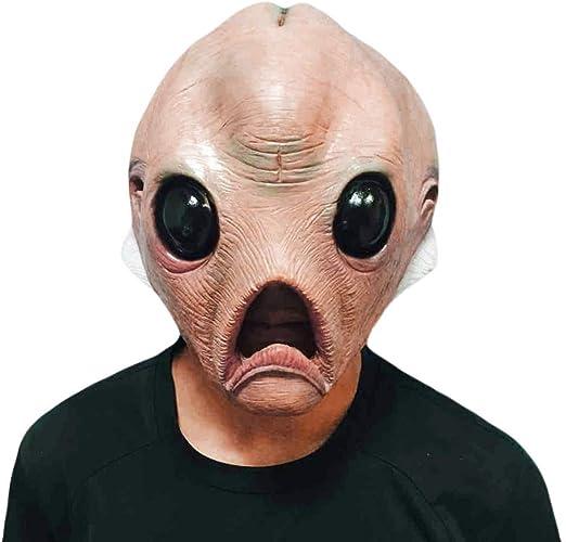 7°MR Mascara Purga Disfraz 1Pcs Máscara de látex Máscara de Cabeza ...