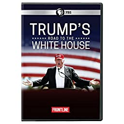 FRONTLINE: Trump\'s Road to the White House DVD