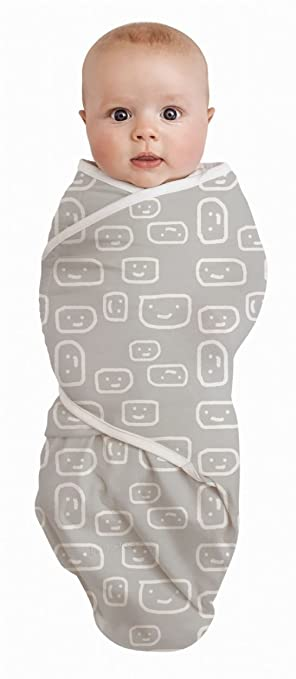 Baby Studio 100 Percent Cotton Swaddle Wrap Faces Small Amazon Co