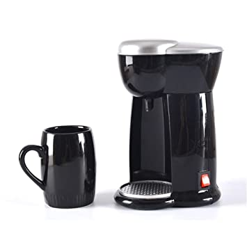 Amazon.com : MAYLIBINA Coffee Maker Coffee Maker Single Cup ...