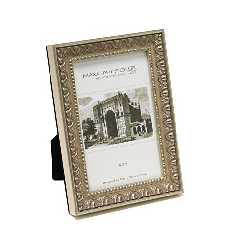 (Maxxi Designs Photo Frame with Easel Back, 5 x 7