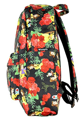996b1256d55 Loungefly Disney Beauty and the Beast Belle Backpack Multi - Import ...
