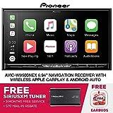 """DIAS Pioneer AVIC-W8500NEX 7"""" Nav. Wireless CarPlay & A. Auto + Free SiriusXM Tuner"""