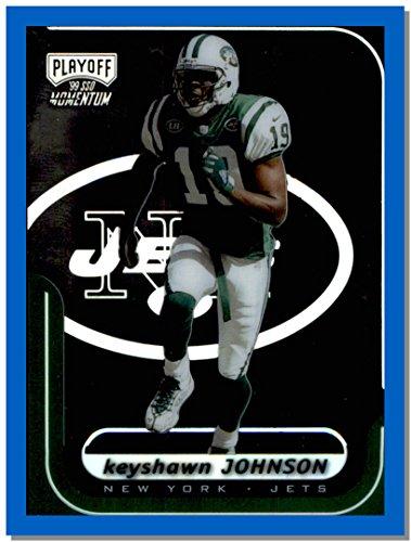 1999 Playoff Momentum SSD #131 Keyshawn Johnson NEW YORK -