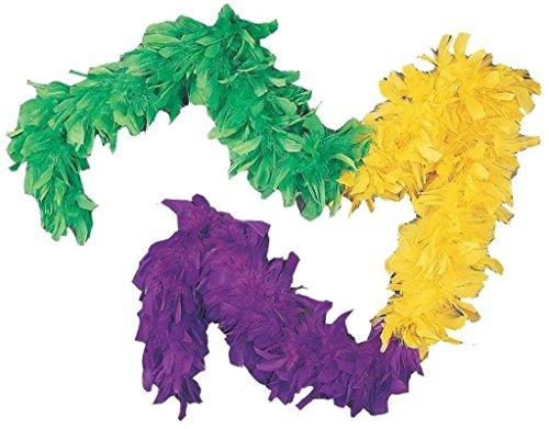 Forum Mardi Gras Costume Accessory, Multi-Colored, One Size ()