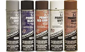 Transtar 4603 Gray 2-in-1 Primer - 20 oz.