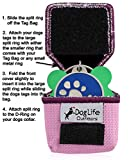 The Tag Bag - Dog Tag Silencer