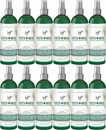 Vet's Best Moisture Mist Conditioner Spray 192oz (12 x 16oz)