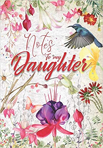 notes to my daughter journal diary notebook journals share your