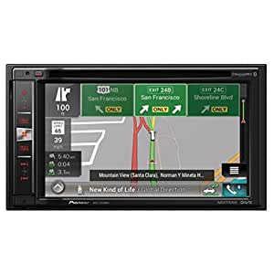 "Pioneer AVIC-5100NEX In-Dash Navigation AV Receiver with 6.2"" WVGA Touchscreen Display"
