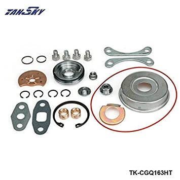 For HE341VE HE351VE HY40V VGT Models Turbo Repair Rebuild Service Kit TK-CGQ163HT: Amazon.es: Coche y moto