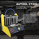 AUTOOL CT200 Petrol 6 Cylinder Car Motorcycle Fuel