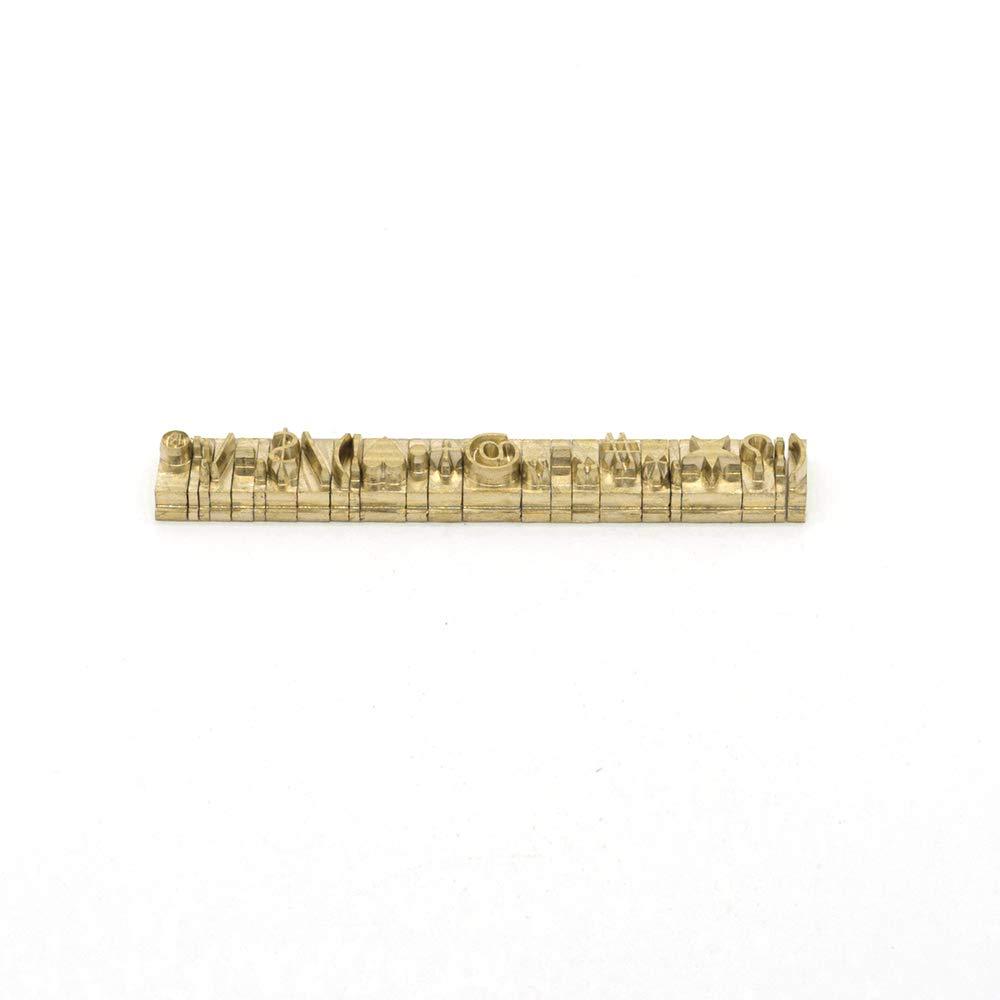 Multi-Function Digital Foil Hot Stamping Logo Embossing Brass Alphabets Letters Label Bronzing Machine Leather Wood Stamp Embosser Tool Set US Plug Machine, 110V