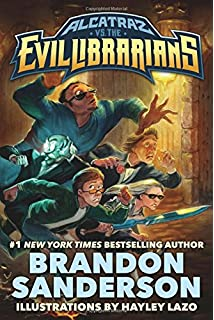 Image result for evil librarian sanderson