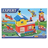 Toyztrend Expert Building Blocks for Kids, Multi Color