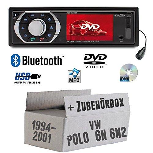 Autoradio Radio Caliber RDD773BT - Bluetooth | DVD/CD | MP3 | USB ...