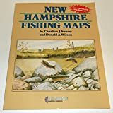 img - for New Hampshire Fishing Maps book / textbook / text book