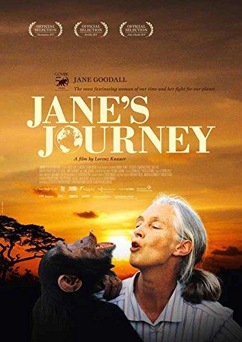 Jane's Journey (UK ) POSTER (11