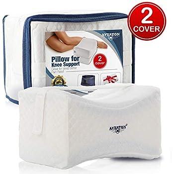 Amazon.com: Memory Foam almohada De Rodilla: Home & Kitchen