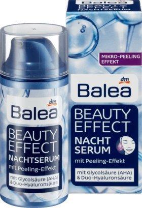 Siero notturno effetto bellezza, 30 ml Balea