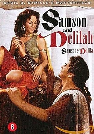 Samson And Delilah 1949 Import