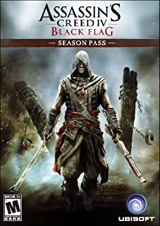 Assassin's Creed IV Black Flag: Season Pass - PS3/ PS4 [Digital Code] (B00GGUMZY2) | Amazon price tracker / tracking, Amazon price history charts, Amazon price watches, Amazon price drop alerts