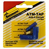 Bussmann (BP/ATM-TAP-RP) ATM Fuse Tap for Existing Circuit - 5 Piece