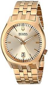 Bulova Men's Accutron II Goldtone