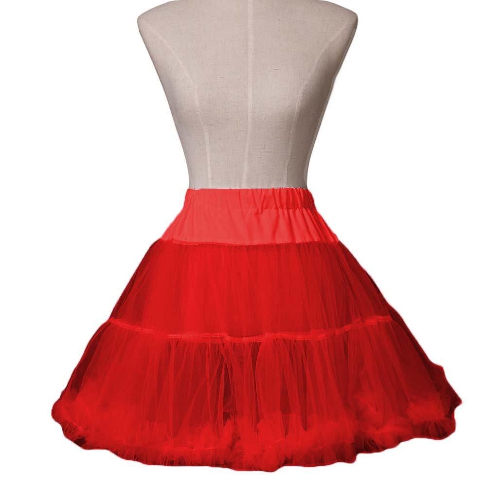 AliceHouse Women's Short Petticoat Underskirt Crinoline Slips Prom Dresses 8987