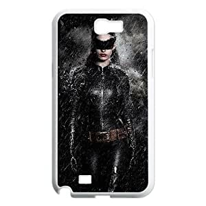 Samsung Galaxy N2 7100 Cell Phone Case White Catwoman Kumm