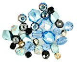 Jesse James Beads 5910 Design Elements Aquatic, Multicolored