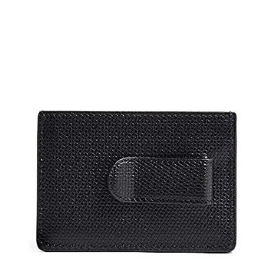 TUMI - Monaco Money Clip Card Case Wallet for Men