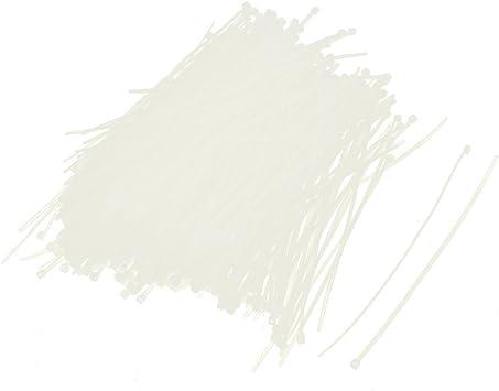 sourcingmap® 650 piezas de 145 mm de largo 2 mm de ancho de ...