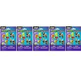Bundle - K'NEX Plants Vs Zombies Series 3 Blind Bag X5 - 5 Packs Supplied (Dispatched From UK)