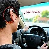 Lljin Car Safe Device Anti Sleep Drowsy Alarm Alert Sleepy Reminder For Car Driver