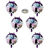 Vampirina Balloon 6 Pack Set of 18 Inch Mylar Foil Balloons