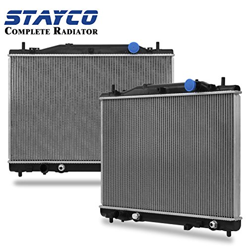 STAYCO Radiator 2731 for 2004 2005 2006 2007 Cadillac CTS 6.0L 2.8L 3.6 L 5.7L Cadillac Cts Manual Transmission
