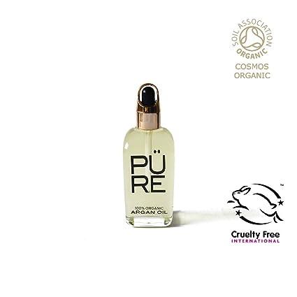 Aceite Argan Puro 100% Orgánico De The PÜRE Collection   Aceite De Argan Natural  