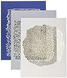 Iwata-Medea Artool Texture FX 2 Airbrush Template (Set of 3)