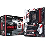 Gigabyte LGA1151 Intel Z170 2-Way SLI ATX DDR4 Motherboards GA-Z170X-Gaming 7