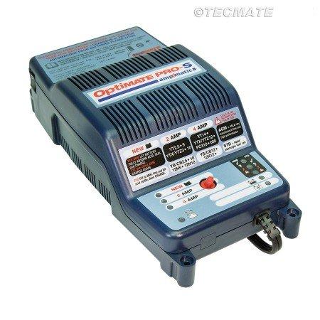 CHARGEUR DE BATTERIE OPTIMATE PRO S AMPMATIC TECMATE-3807-0125