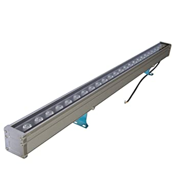 RSN LED 24W Linear Bar Light Warm White Outdoor Wall Washer IP65